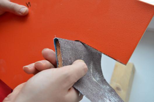 Обработка кромки плитки