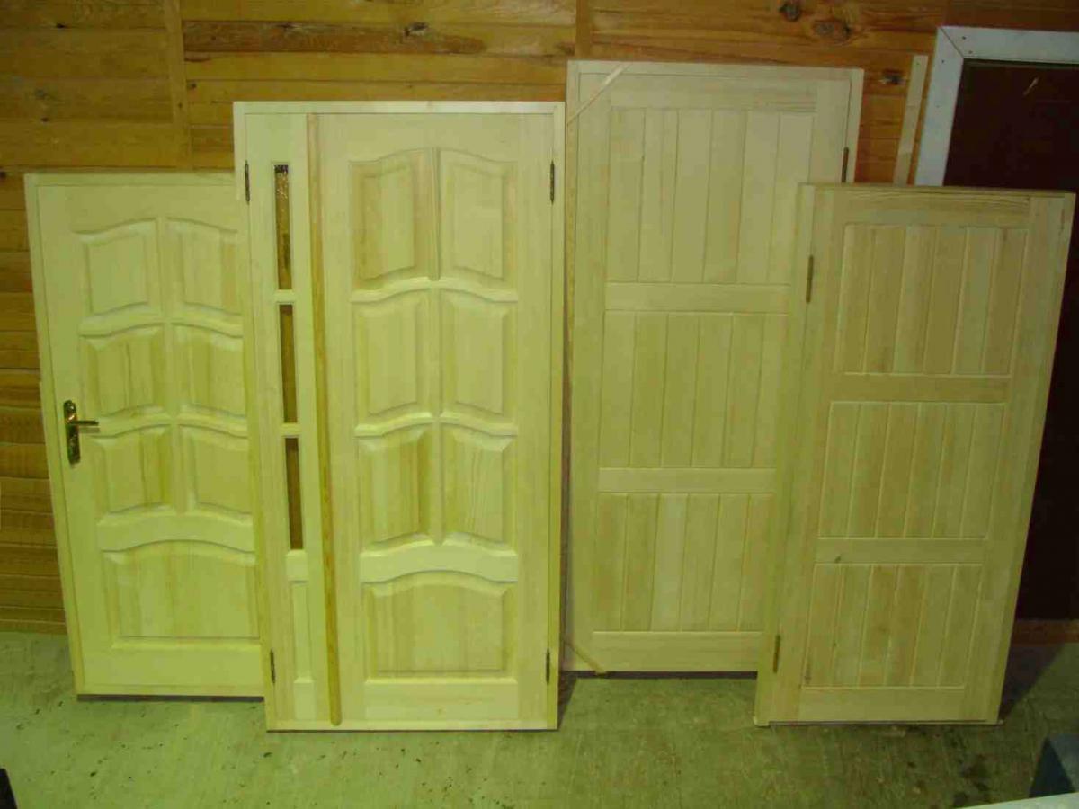 Филенчатые двери своими руками фото