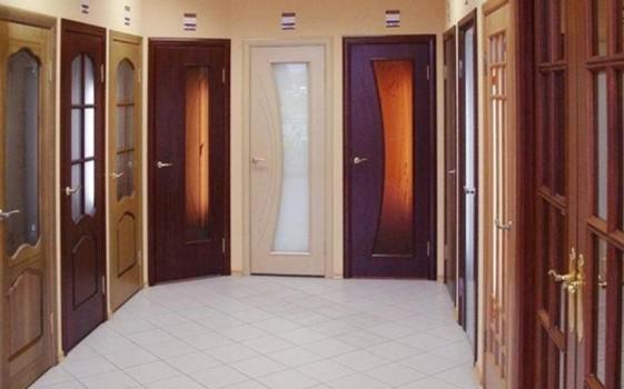 межкомнатные двери из МДФ и ДСП