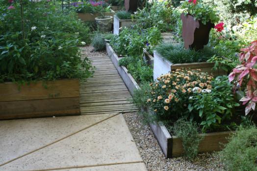 маленький садик