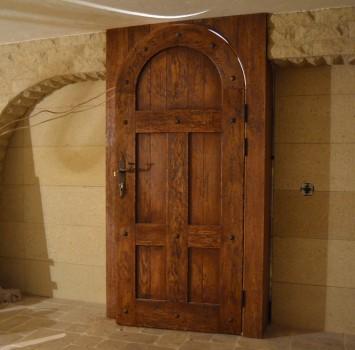 межкомнатная дверь под старину