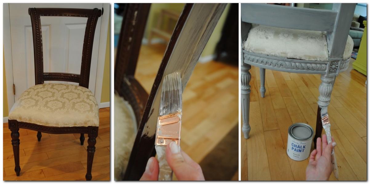Как отреставрировать своими руками старый стул