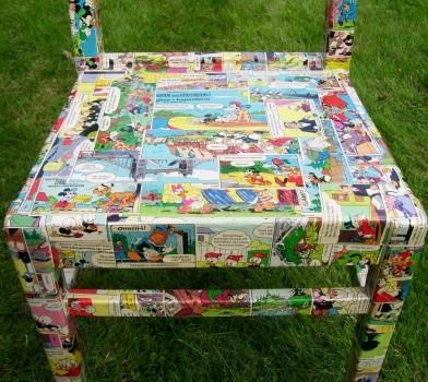 Как реставрировать стулья своими руками