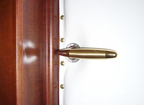 Утепленная дверь
