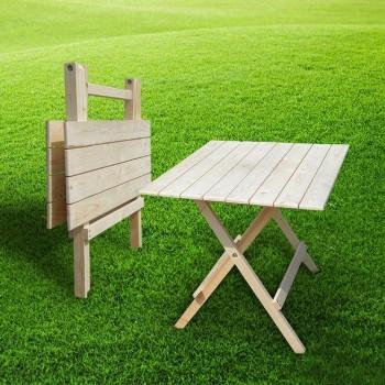 Деревянные стол для дачи своими руками