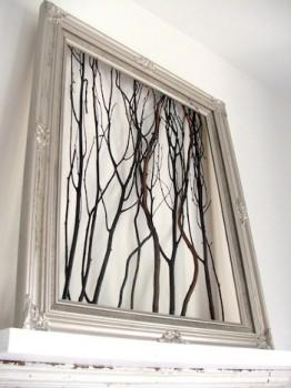 Сувенир из дерева для хранения украшений