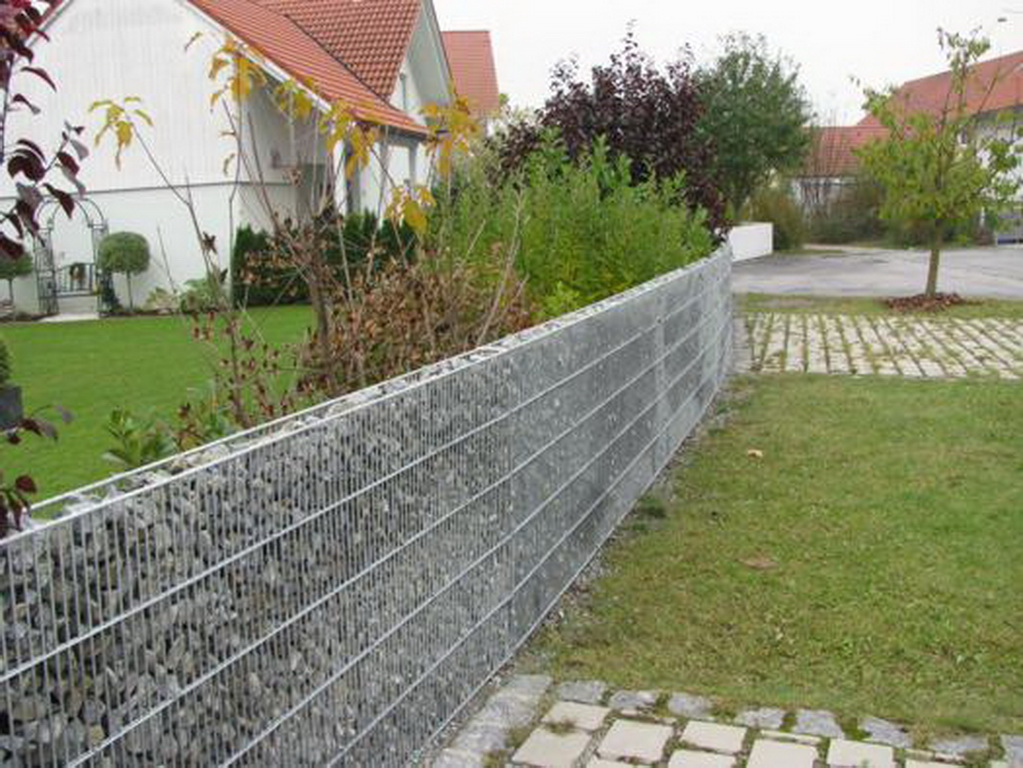 Забор сетка своими руками
