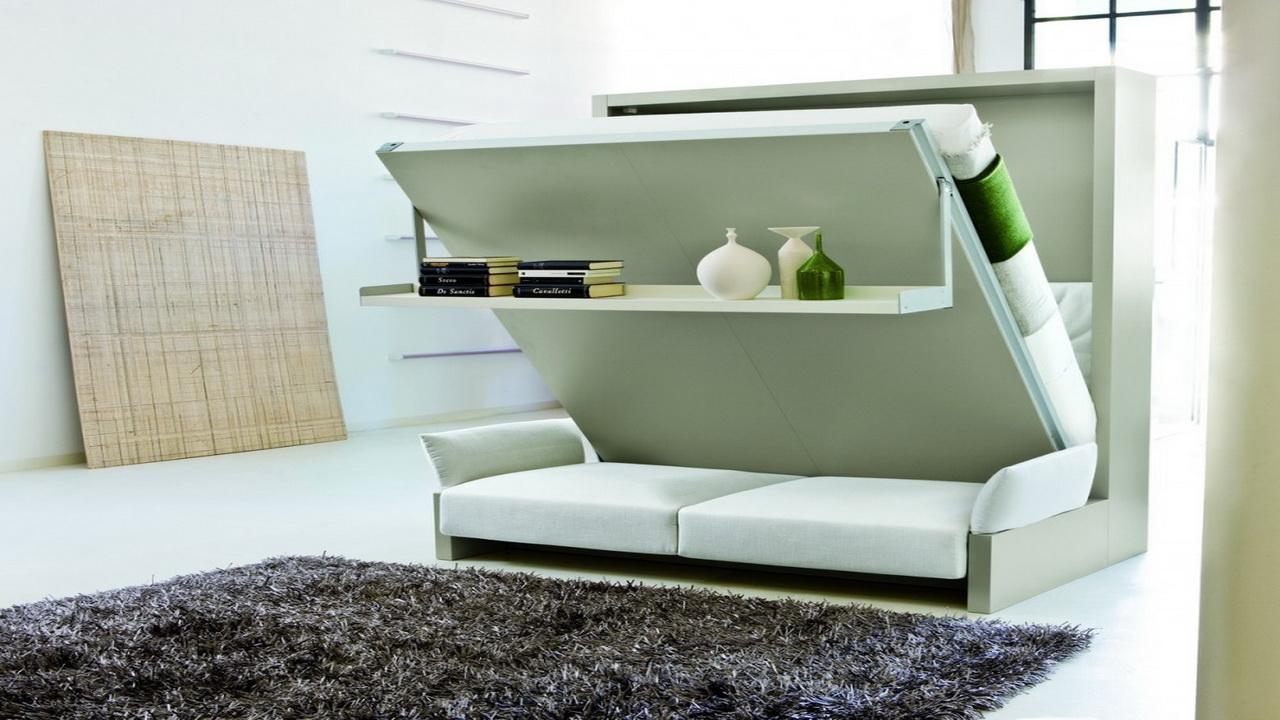 Шкаф с кроватью своими руками