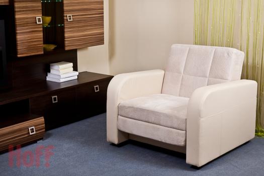 Кресло-кровать с подлокотниками