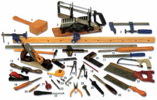 Какие потребуются инструменты?