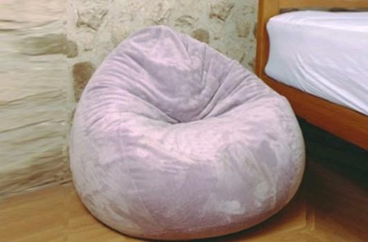 Изготовление кресла-мешка своими руками