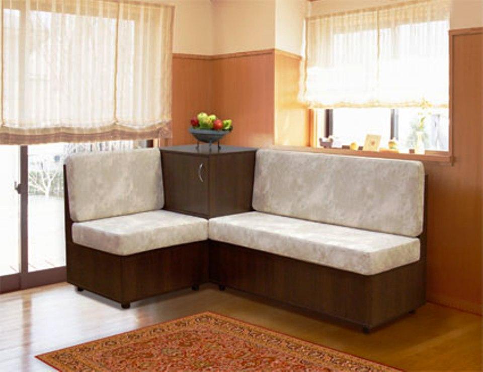 Как обновить диван на кухне