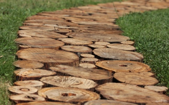 Использование древесных брусков