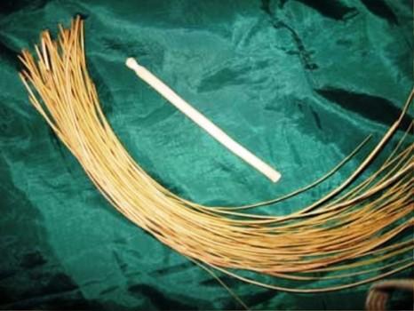 Особенности плетения