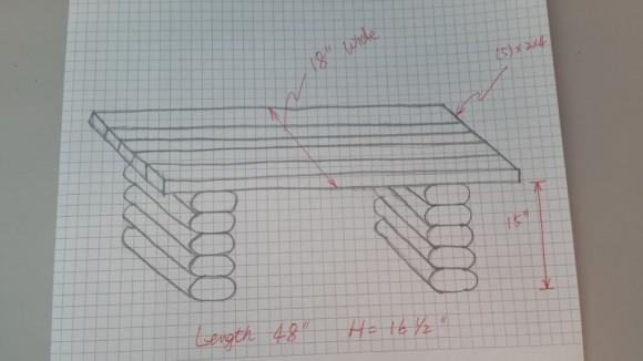 Инструкция по изготовлению лавки своими руками