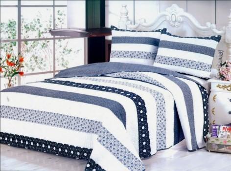 Как сделать покрывало для кровати своими руками?