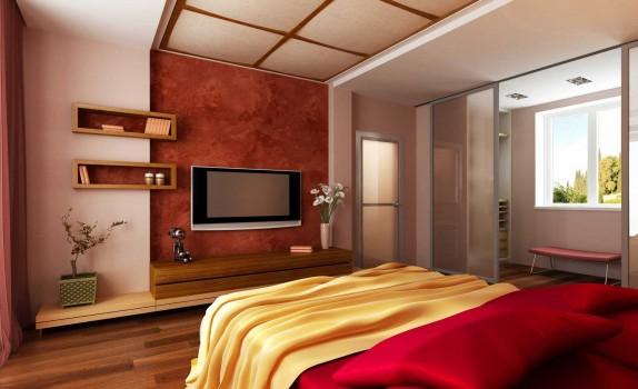 Варианты дизайна кровати