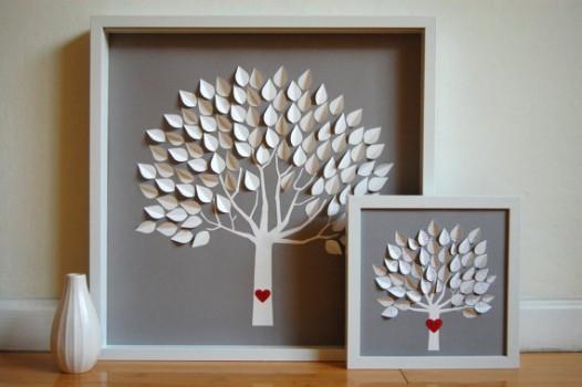Дерево любви в подарок своими руками