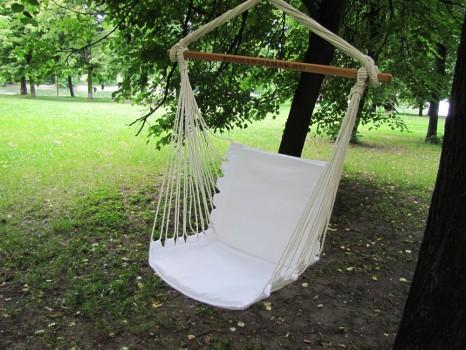 Как сделать кресло гамак своими руками