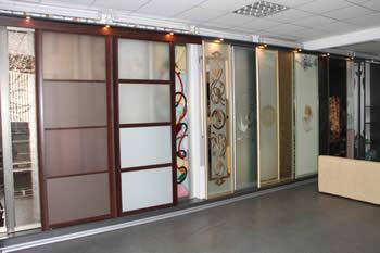 Типы раздвижных дверей