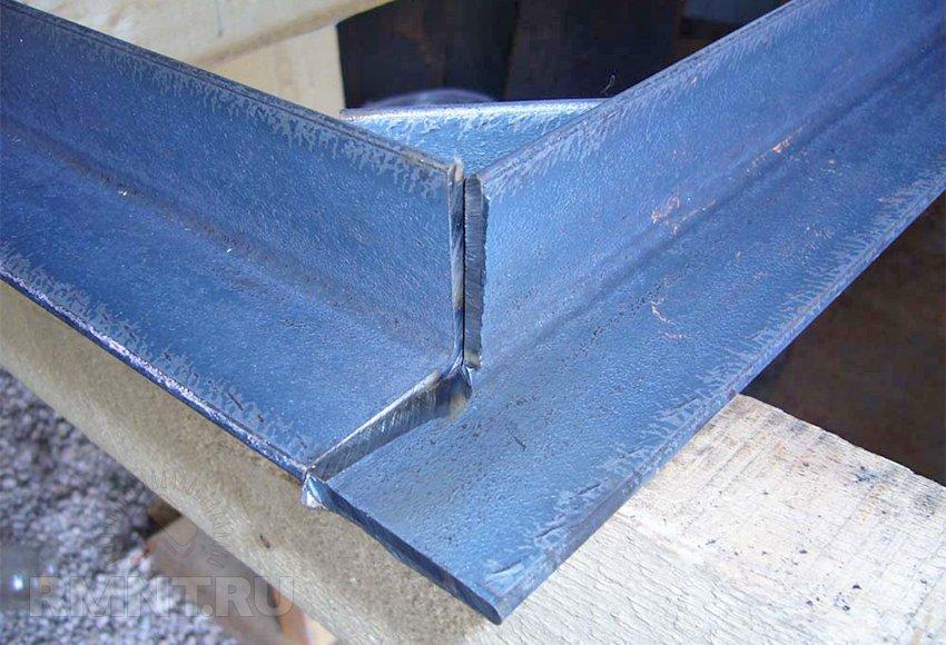 Изготовить металлические двери своими руками