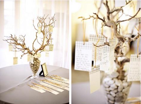Свадебное дерево желаний