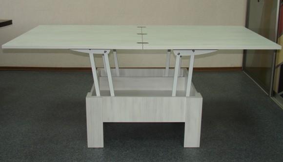 Разложенный стол