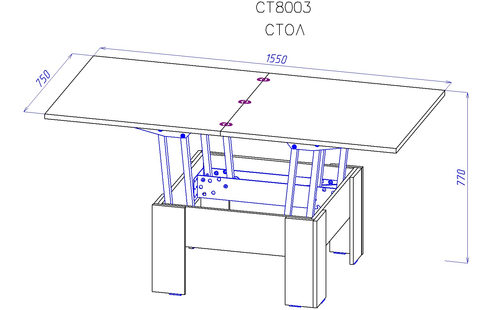 Кухонный стол своими руками 300 фото, схемы, инструкции 92