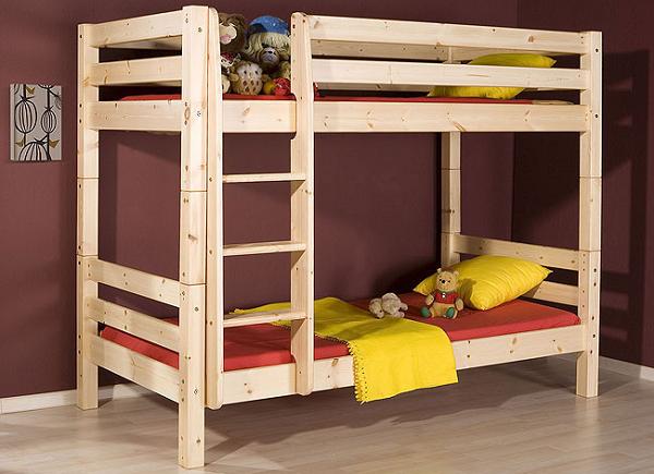 Двухъярусные детские кроватки своими руками фото и чертежи