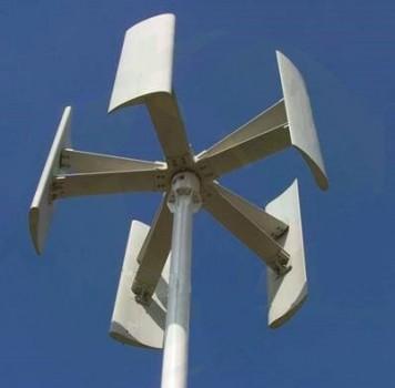 Заводской ветрогенератор