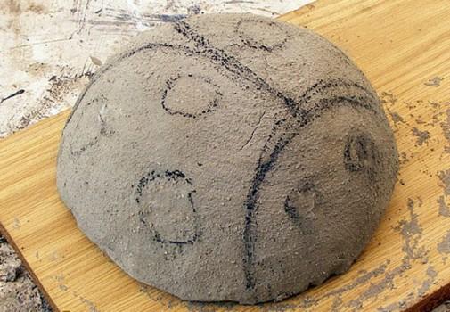 Декоративные цементные или бетонные украшения