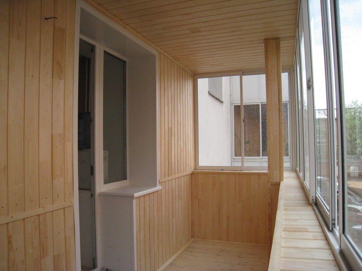 Балконы под ключ своими руками 4