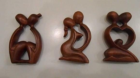 Деревянные фигурки своими руками
