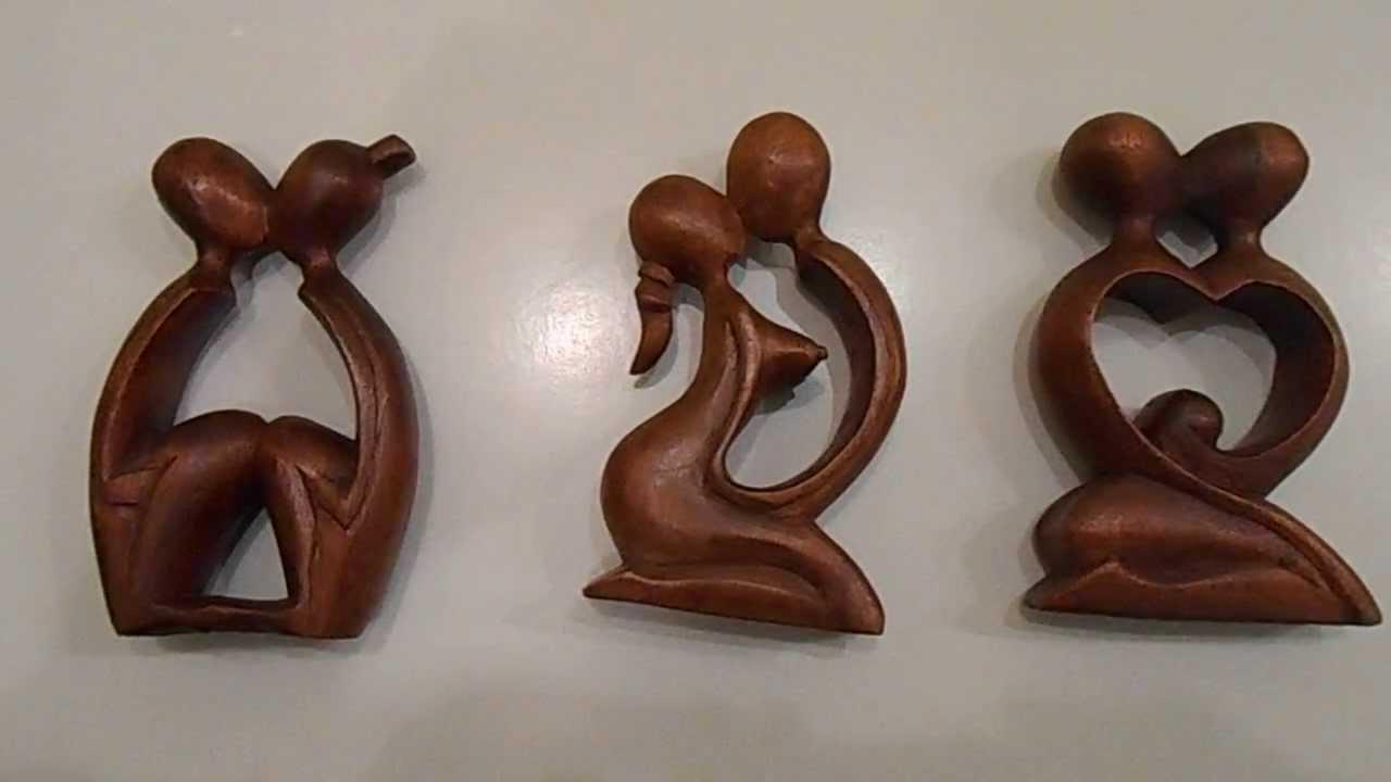 Статуэтки людей из дерева своими руками