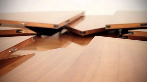 Детали стола трансформера