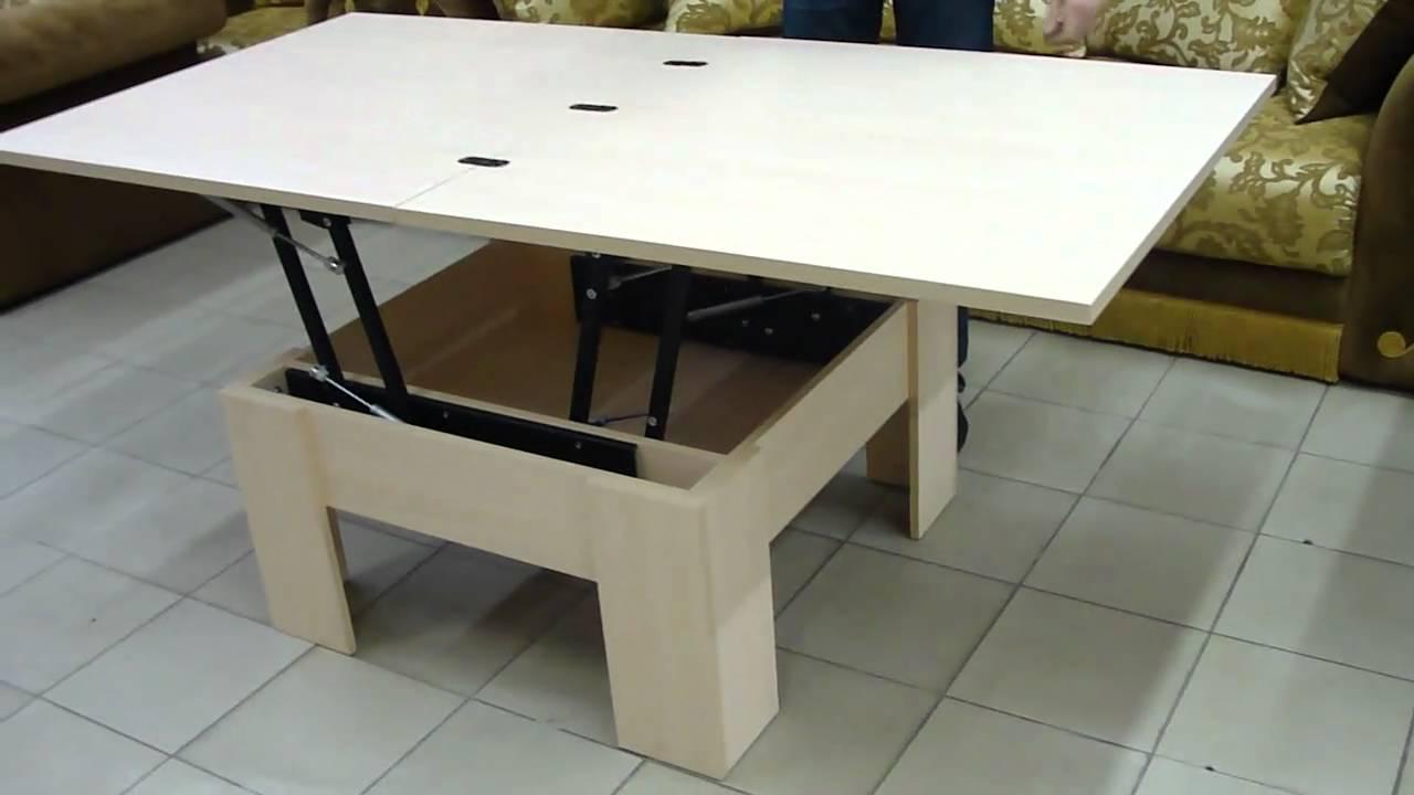 Как своими руками сделать стол трансформер фото