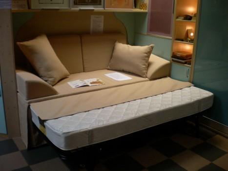 Раздвижная кровать-трансформер