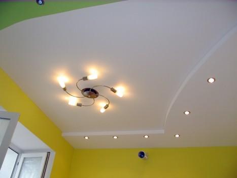 Способы отделки потолка своими руками