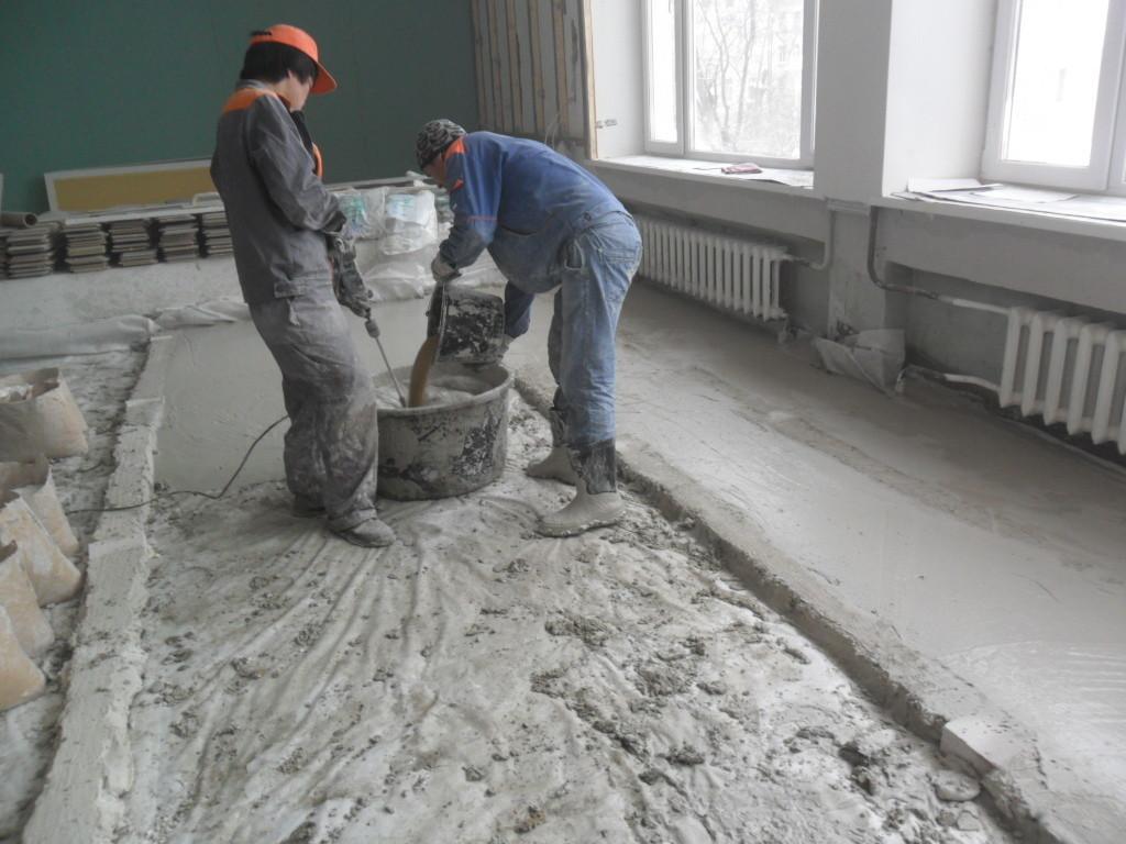 Как сделать бетон водостойкий 991