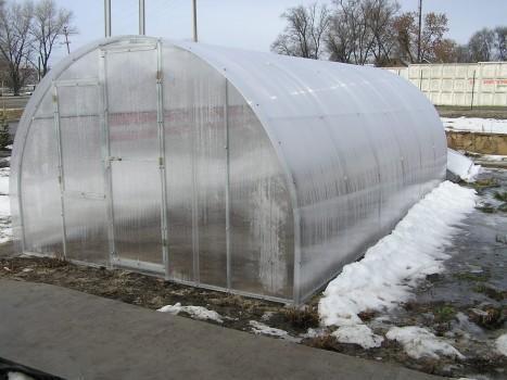 Как своими руками сделать зимнюю теплицу?