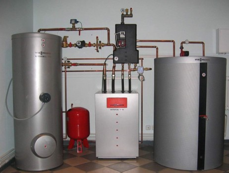 Газовое отопление теплиц