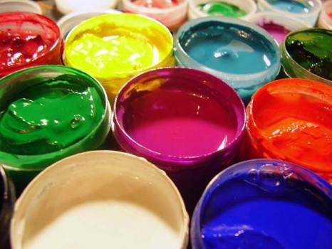 Эмалевые и масляные краски
