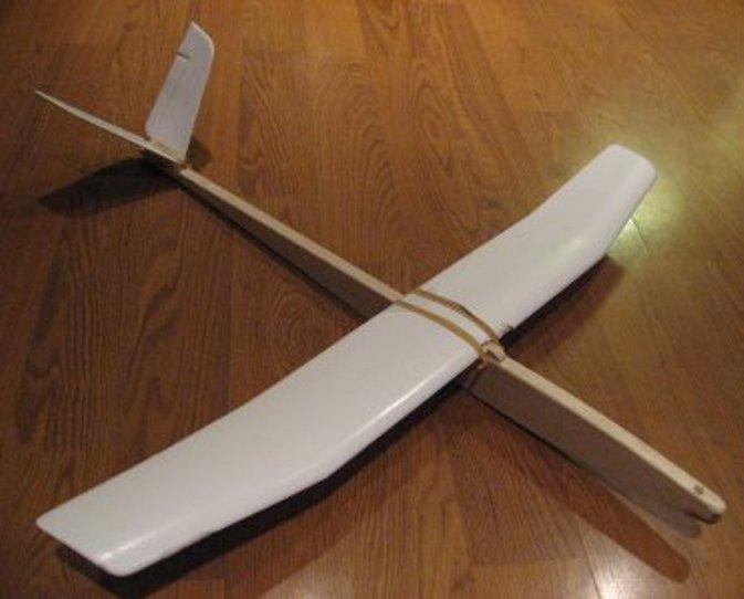 Модели летающих самолётов из дерева своими руками