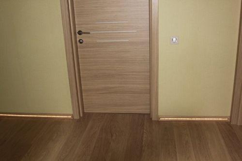 Двери и плинтуса