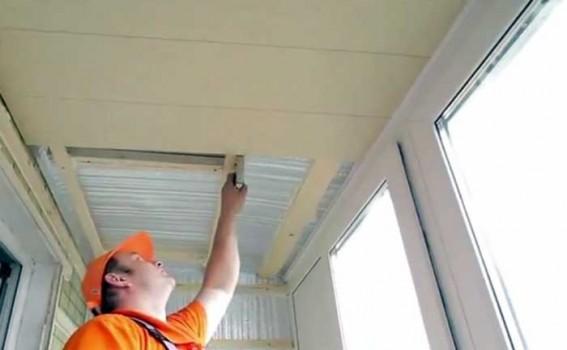 Панели для отделки потолка и стен