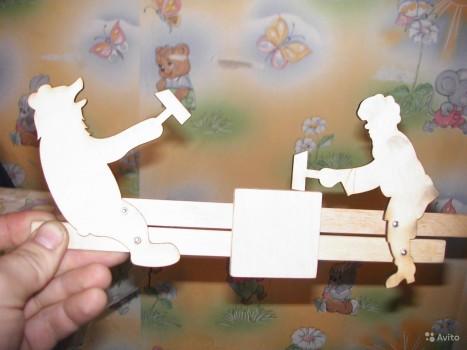 Богородицкая игрушка