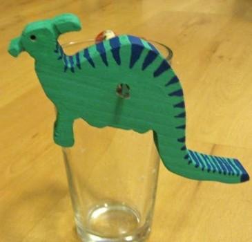 Динозавр вместо кенгуру
